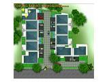 Letak Rumah dalam Town House Site Plan