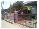Jual Rumah BEBAS BANJIR di Curug Kalimalang Pondok Kelapa Pondokgede Bekasi