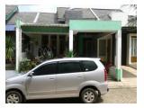rumah dijual 1 lantai di cendana residence, dekat kantor walikota TangSel