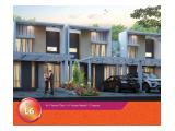 Launching rumah jakarta garden city rumah 2 lantai DP hanya 10% cicil 4x