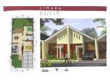 Di Jual – Rumah di Cluster Ebony Green Ara Residence Kota Harapan Indah Bekasi – Konsep Rumah Tumbuh