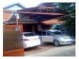 Dijual Rumah Murah BU Harga di Bawah Pasaran, Kramat Jati, Jakarta Timur -