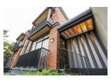 Dijual Rumah 3 Lantai, Tamarind Loft, Unfurnished - Cipete, Jakarta Selatan