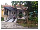 Dijual Cepat / Sewa Rumah Di Taman Besakih, Sentul City - 2 Kamar Tidur Baik Terawat