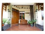 Dijual Cepat Rumah Nyaman dan Asri di Jl. Nitikan Baru Yogyakarta - 3 Kamar Tidur Semi Furnished