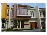 Rumah Desain Modern 2 Lantai Siap Huni Sangat Strategis Cocok Untuk Keluarga Modern & Investasi