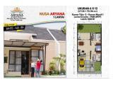 Dijual Rumah Murah Siap Huni di Karawaci Tangerang - 2 Kamar Tidur