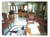 Dijual Rumah Tinggal Furnished Siap Huni