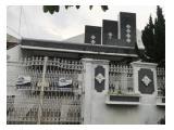 Dijual Rumah di BaranangSiang Indah, Bogor - Baru direnovasi, sangat luas, lokasi strategis, dan berada didalam komplek.