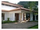 Dijual Rumah Mewah & Asri di Ragunan Jakarta Selatan 2 Kamar Tidur + Front-Back Garden & Swimming Pool