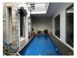 Dijual Rumah di Jl. Kencana Permai Pondok Indah Jakarta Selatan - 4+2 Kamar Tidur Unfurnished