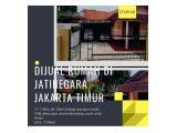 Dijual Rumah di Daerah Cipinang, Jatinegara, Jakarta Timur -