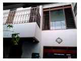 Dijual Rumah di Johar Baru Jakarta Pusat - 3 Kamar Tidur
