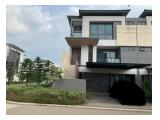 For Sale luxurious Brand New Semi Furnished House at Premium Cluster BSD City by Sinarmasland and Mitsubushi